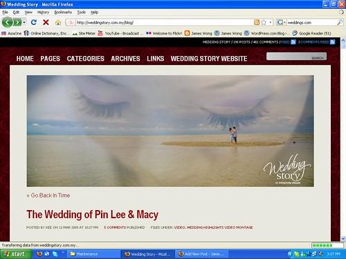 Weddingstory