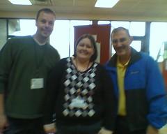 Me, Joe, and Paul!