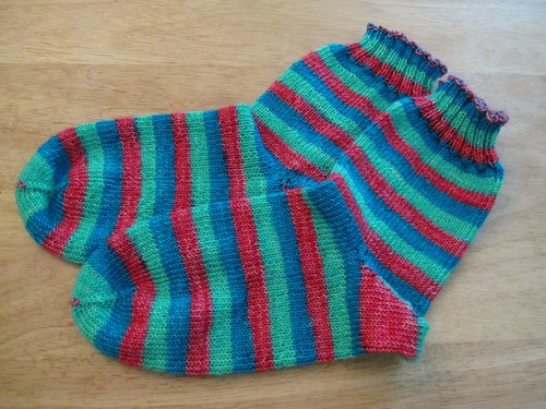 Socks - DONE