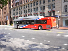 Metrobus in Washington, D.C.