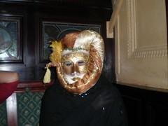 Minha máscara nova