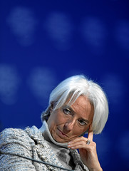 Christine Lagarde - World Economic Forum Annua...