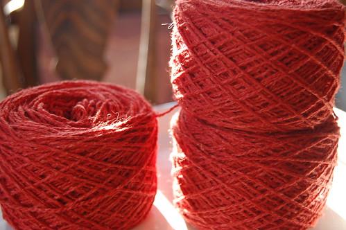 Yarn for Slinky Ribs