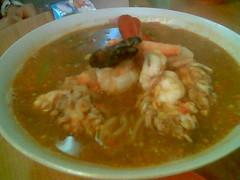 Ming Kong's prawn noodles