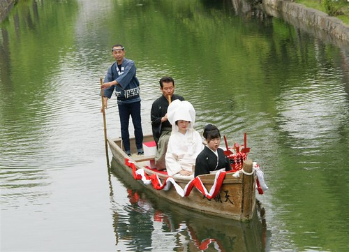 Transporting the Bride