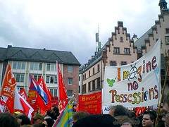 Wir zahlen nicht für eure Krise - Frankfurt (11)