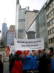 Wir zahlen nicht für eure Krise - Frankfurt (06)