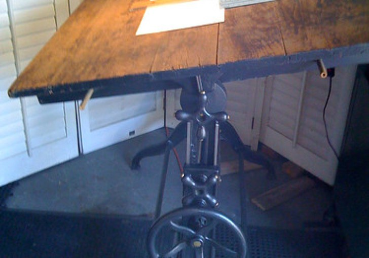 Antique Drafting Table Craigslist