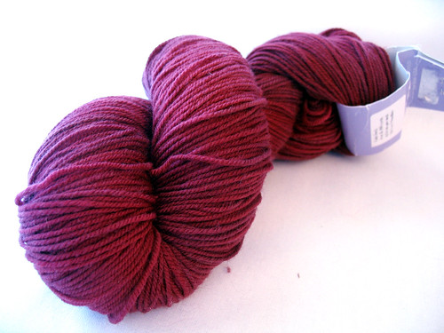 smooshy - in vino veritas by rachel m loves yarn..