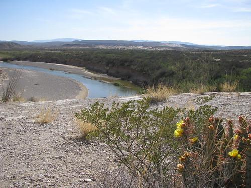 Rio Grande near Boquillas, Mexico