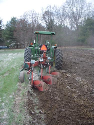 Ploughing Forward