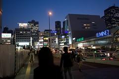 Shinjuku Station I