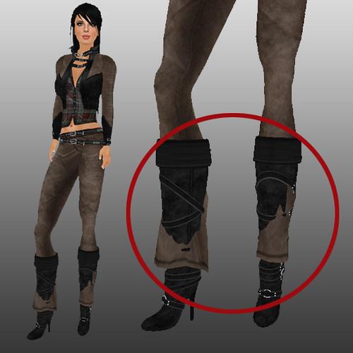 step 1 modify pants