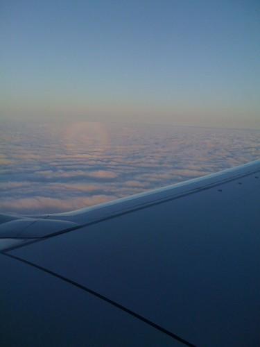Odd Atmospheric Phenomenon