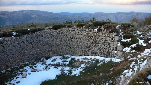 Pozo de nieve, Aitana