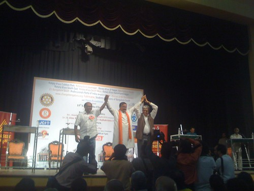 Bangalore South candidates debate