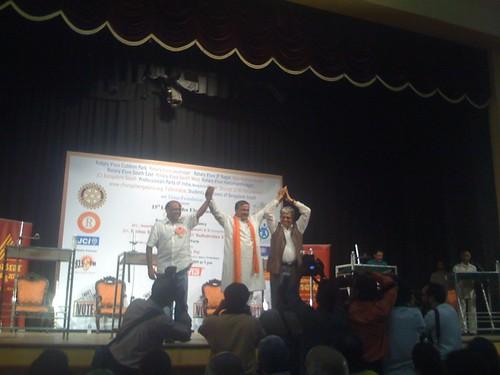 Bangalore South candidates debate