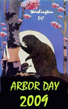 Arbor day in DC