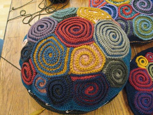 spiral pillow class