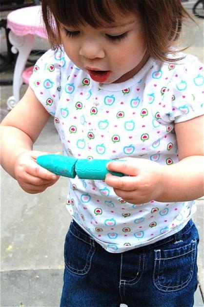 Product review: Crayola Sidewalk Crayons