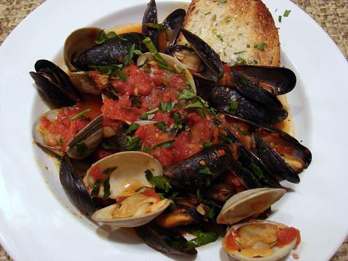 Dinner:  February 28, 2009