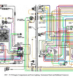 color wiring diagram finished the 1947 present chevrolet gmc 1972 chevy truck wiring diagram 1972 chevy pickup wiring diagram [ 4200 x 2550 Pixel ]
