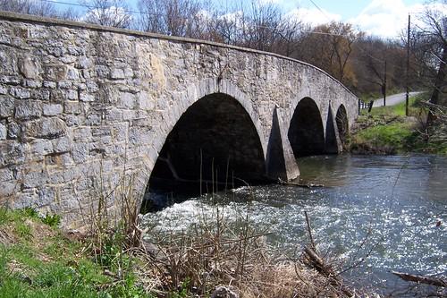 Antietam Creek bridge