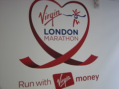 Virgin Money Giving's office