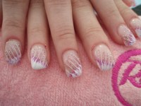 Nailart Designs Gallery: Violet Passion Nails Art design