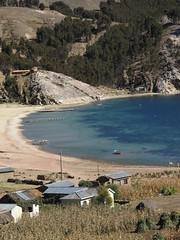 Vacances en Grèce... heu, au lac Titicaca