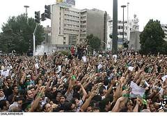 Demonstration 28 Khordad - Imam Sq. - تظاهرات 28 خرداد - میدان امام by mousavi1388