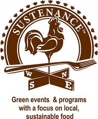 Sustenance Events Logo