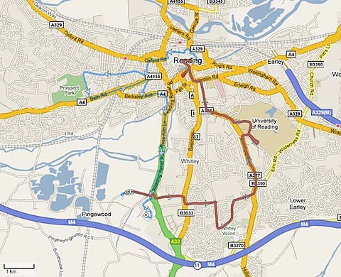 Race Reading Half Marathon 29-03-2009 - map.jpg