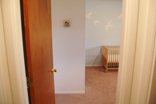 Baby's room (after).