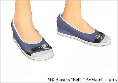 """MK Sneaks """"Bella"""""""