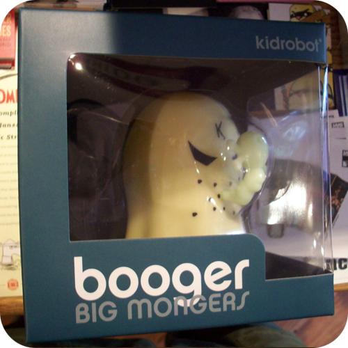 booger big monger kozik