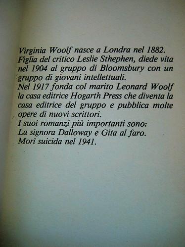Virginia Woolf, La vedova e il pappagallo, Emme Edizioni 1984. Illustrazioni di Franco Matticchio. pag. 7 (part.)