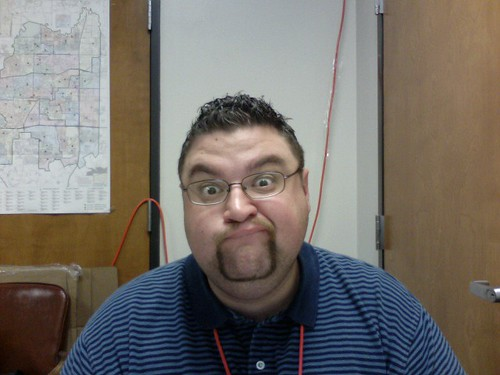 Im going to start going to classrooms with this look on my face.