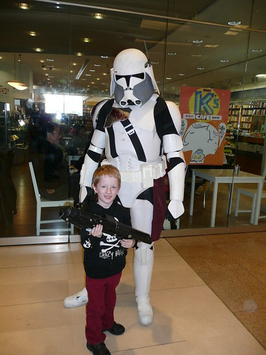 Kai and Stormtrooper by you.
