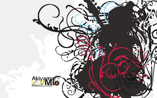 Konachan.com - 48385 akiyama_mio ch@r k-on!