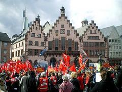 Wir zahlen nicht für eure Krise - Frankfurt (10)