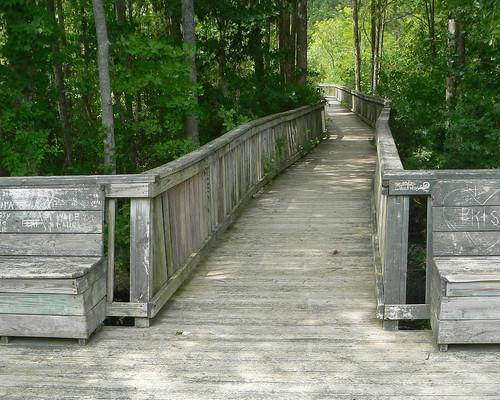 Northwest River Park - Pathway