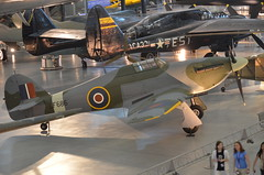 Steven F. Udvar-Hazy Center: Hawker Hurricane ...