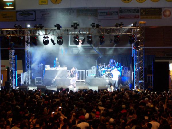 Lupe Fiasco performs 1