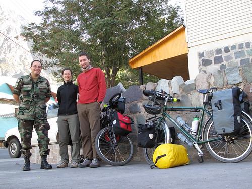 Nourris et loges par les militaires chiliens