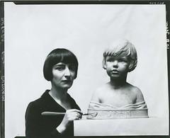 Brenda Putnam, American sculptor, 1890-1975