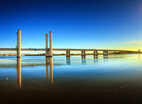 Ponte do Guaíba | HDR