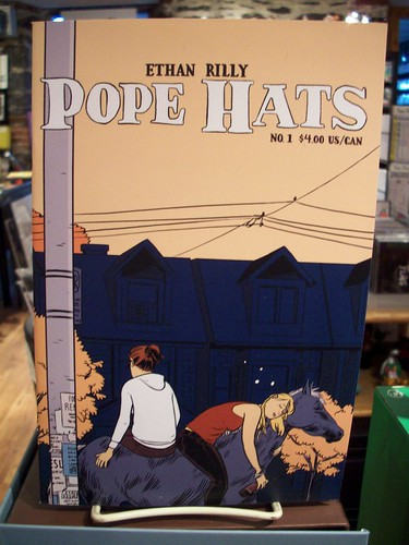 pope hats ethan rilly