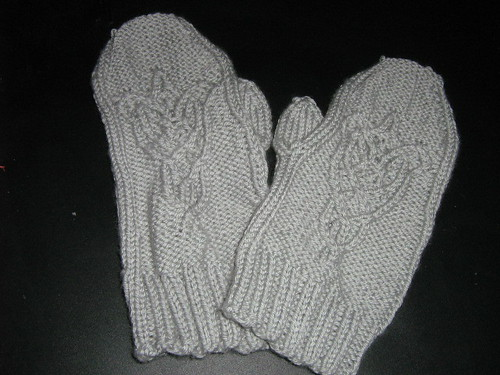 Lord of the Rings Mittens