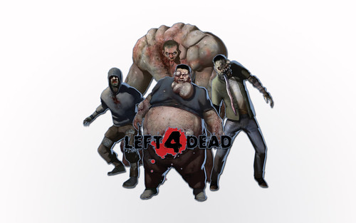 Left 4 Dead infected